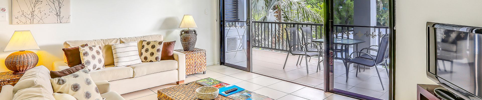 Palm Cove Cairns Holiday Apartment Accommodation 2 bedroom