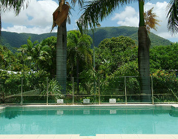 Palm Cove accommodation facilities