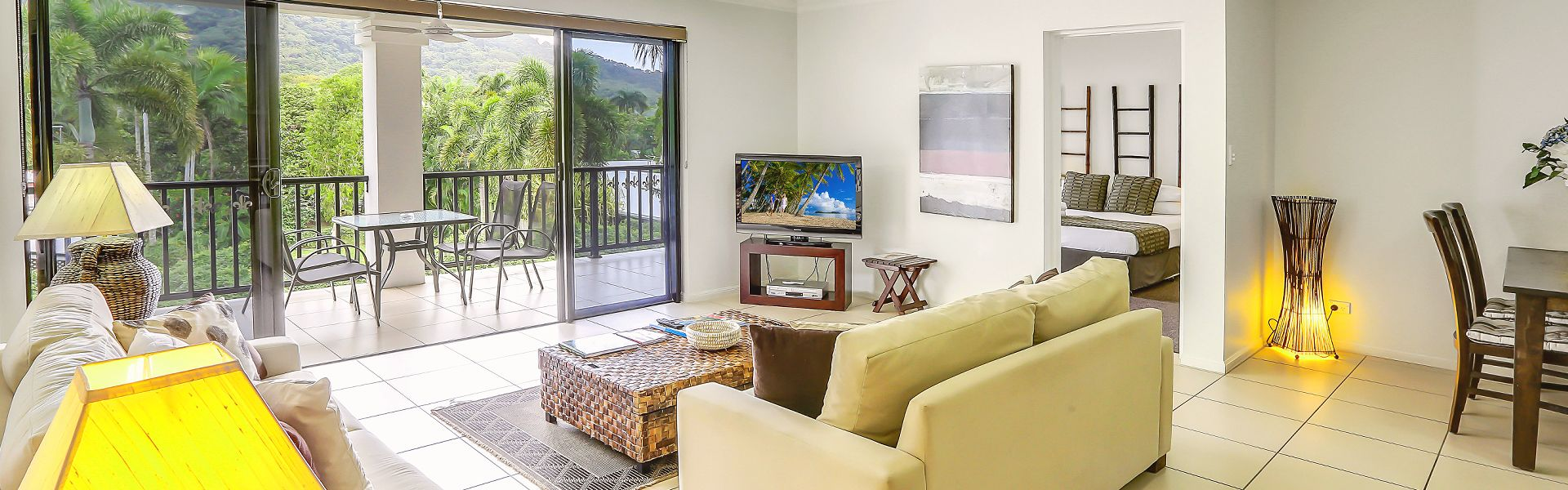 Palm Cove Cairns Holiday Apartment Accommodation Features